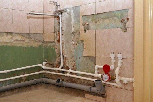 Как заменить канализацию в